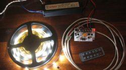 Как сделать светодиодную лампу
