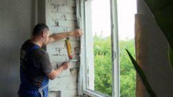 Советы по установке пластиковых окон самостоятельно