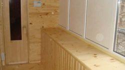 Строим мини-баню в квартире