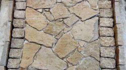 Как правильно укладывать природный камень
