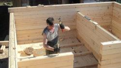 Учимся выбирать брус для строительства дома