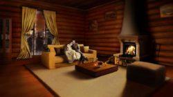 Дом хорош, когда в нем тепло и уютно