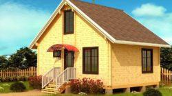 Типовые проекты для дачных домов
