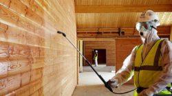О различных способах защиты древесины