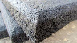 Старая резина как строительный материал