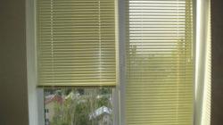 Советы по установке жалюзи на пластиковые окна