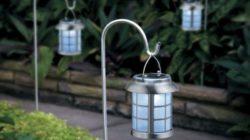 О выборе фонарей для сада