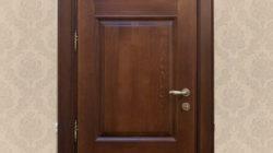 Что нужно учесть при выборе межкомнатных дверей. Двери из массива