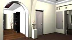 Дизайн арок в квартире