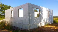 Бетонные блоки в малоэтажном строительстве