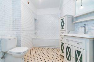 Идеальный туалет и ванна