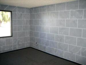 Внутренняя отделка стен в домах из газобетона