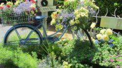 Предметы интерьера для сада