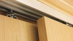 Механизм для раздвижных межкомнатных дверей