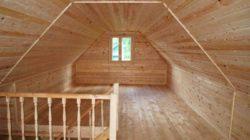 Ремонт деревянной дачи