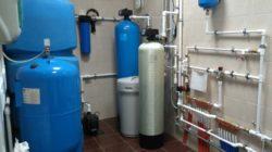 Очистные системы для подготовки воды