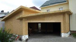 Планируем гараж и баню в частном доме