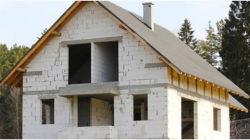 Использование газобетона и пенобетона при строительстве загородных домов