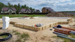 С чего начать строительство