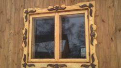 Как выбрать деревянные наличники на окна