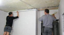 Самостоятельный замер натяжных потолков
