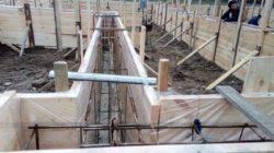 Строительство свайно-ростверкового фундамента