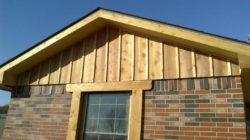 Отделка деревянного дома: виды сайдинга