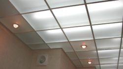 Потолочные покрытия: кассетный потолок