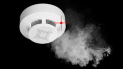 Дымовые датчики – быстрое и надежное обнаружение бедствия