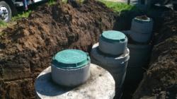 Колодцы канализационные: устройство, пластиковый канализационный колодец, кольца
