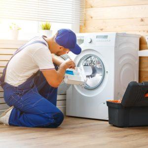 Как правильно установить стиральную машинку в квартире