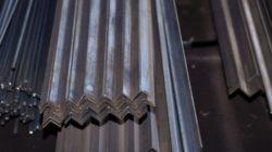Уголок металлический горячекатаный