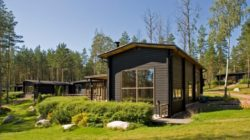 Строительство домов и дач в Финляндии