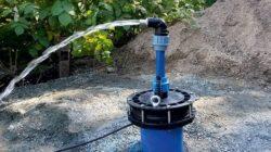 Установка скважины на воду