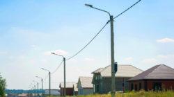 Подведение электричества на участок
