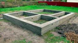 Фундамент ленточный: его устройство и способы возведения
