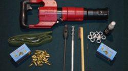 Виды инструмента для монтажа: Пистолеты
