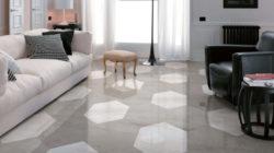 Керамическая плитка в интерьере квартир