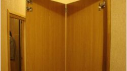 Как устанавливают межкомнатные двери гармошка
