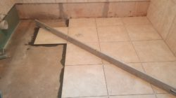 Важные советы при укладке пола керамической плиткой