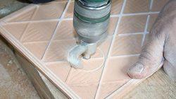 Как резать и сверлить плитку