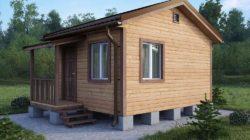 Щитовые дачные дома: технология и преимущества